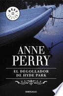El degollador de Hyde Park (Inspector Thomas Pitt 14)