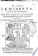El fenix de Minerua, y arte de memoria