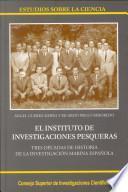El Instituto de Investigaciones Pesqueras