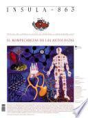 El rompecabezas de las antologías (Ínsula n° 863, noviembre de 2018)