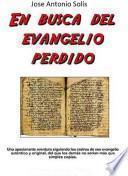 En busca del Evangelio perdido