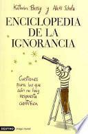Enciclopedia de la ignorancia