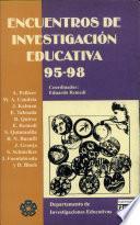 Encuentros de investigación educativa, 95-98