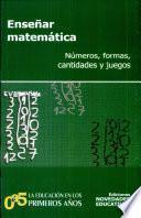 Enseñar matemática
