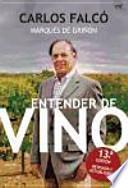 Entender de vino