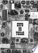 Esto es Texas [por] M. Sasek