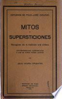 Estudios de folk-lore chileno