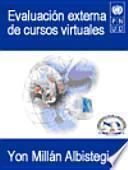 Evaluación de cursos virtuales con gestión basada en resultados