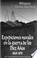 Expediciones navales en la Guerra de los Diez Años, 1868-1878