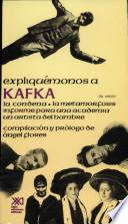 Expliquémonos a Kafka