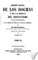 Exposicion razonada de los dogmas y de la moral del cristianismo, 2