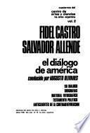 Fidel Castro, Salvador Allende