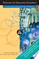 Fisica Y Quimica. Vol. Iii: Quimica I. Profesores de Educacion Secundaria. Temario Para la Preparacion de Oposiciones. Ebook