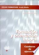 Formación y orientación laboral - grado medio