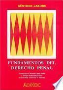 Fundamentos del derecho penal
