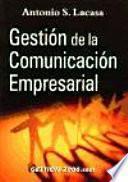 Gestión de la comunicación empresarial