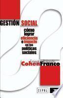Gestión social