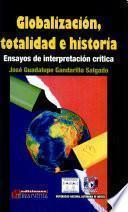 Globalización, totalidad e historia