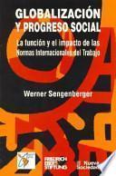 Globalización y progreso social