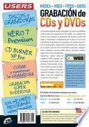 Grabacion de cds y dvds