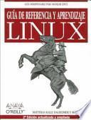 Guía de referencia y aprendizaje Linux