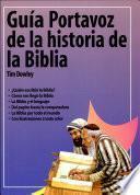 Guía Portavoz de la historia de la Biblia