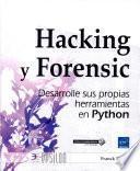 Hacking y Forensic