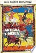 Historia de Espana antigua y media