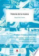Historia de la música, 5ª edición revisada y aumentada