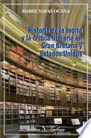 Historia de la teoría y la crítica literaria en Gran Bretaña y Estados Unidos