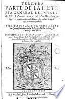 Historia general del mundo, de XVI. años del tiempo del señor Rey don Felipe II. el Prudente, desde el año de M.D.LIX. hasta el de M.D.L.XXIIII, 3