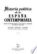 Historia política de la España contemporánea: Regencia de doña María Cristina de Austria durante la menor edad de su hijo don Alfonso XIII