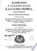 Ilustración y Continuación a la Curia Filípica de Juan de Hevia Bolaños