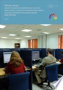Informe Anual. Servicio de atención telefónica de casos de malos tratos y acoso en el ámbito de los centros docentes del sistema educativo español (900 018 018). 2017