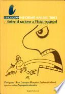 INFORME SOS RACISMO 2003 (CATALAN)