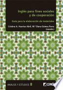 Inglés para fines sociales y de cooperación