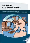 Iniciación a la Red de Internet