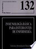 Inmunología básica para estudiantes de enfermería
