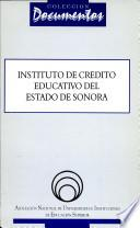 Instituto de credito educativo del estado de Sonora