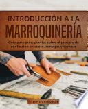 Introducción a la Marroquinería