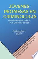 Jovenes promesas en criminologia
