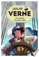 Julio Verne 9. Un capitán de quince años