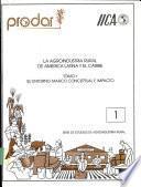 La Agroindustria Rural de America Latina Y el Caribe