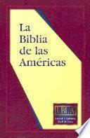 La Biblia de Las Americas