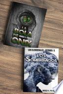 La bola de ónix & Los Sombrífagos: Libro de fantasía y de magia, de suspense, humor, de terror, misterioso y de ciencia ficción, juvenil