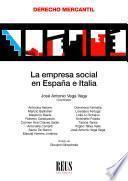 La empresa social en España e Italia