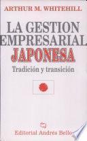 La gestión empresarial japonesa