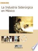La industria siderúrgica en México 2004