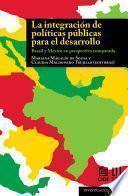 La integración de políticas públicas para el desarrollo