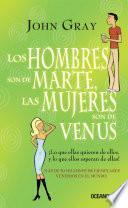 Las Hombres son de Marte mujeres son de Venus